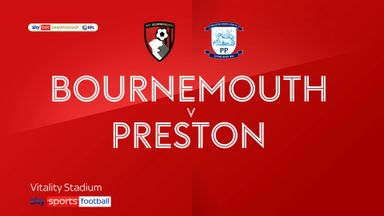 Bournemouth 2-3 Preston