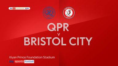QPR 1-2 Bristol City