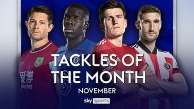 PL Tackles of the Month: November