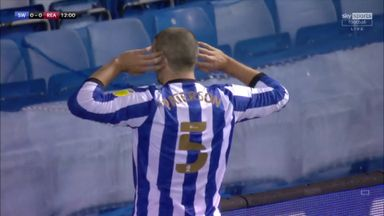 Paterson heads in opener for Sheff Wed