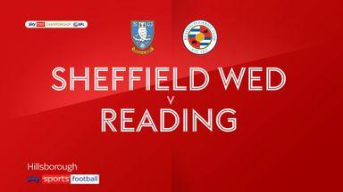 Sheffield Wednesday 1-1 Reading