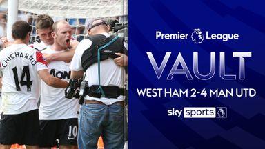 PL Vault: West Ham 2-4 Man Utd (2011)
