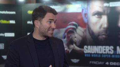 Hearn: AJ nervous for unique Pulev fight