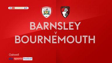 Barnsley 0-4 Bournemouth