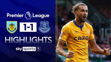 Calvert-Lewin earns point for Everton