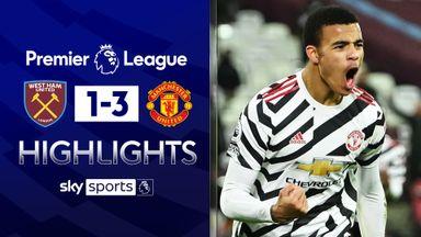 Man Utd subs inspire second-half comeback