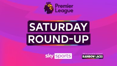 Premier League: Saturday Round-up