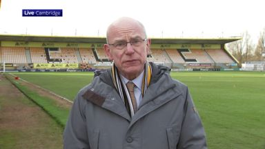 Cambridge to 'take action' over booing fans
