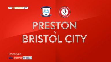 Preston 1-0 Bristol City