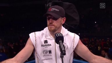 Smith: I lost to the better man