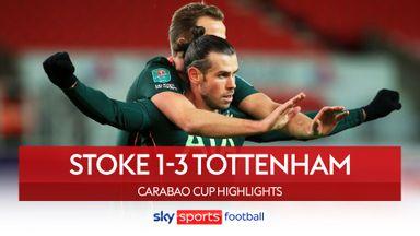 Stoke 1-3 Tottenham