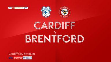 Cardiff 2-3 Brentford