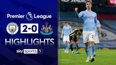 Torres on target as Man City sink Newcastle
