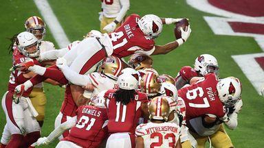 Cardinals 12-20 49ers