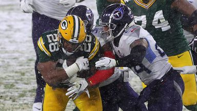 Titans 14-40 Packers