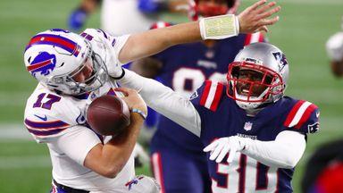 Buffalo Bills 38-9 New England Patriots