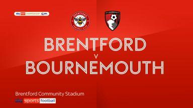 Brentford 2-1 Bournemouth