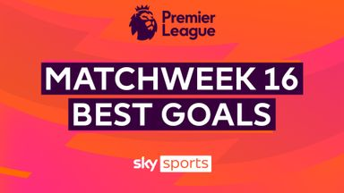 PL Best Goals: Matchweek 16