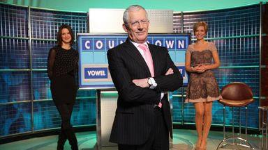 Countdown's Nick Hewer, pictured with Susie Dent and Rachel Riley in 2011, has announced he is leaving the show. Pics: Channel 4