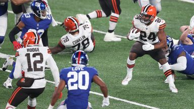 Browns 20-6 Giants