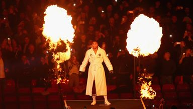 'Joshua will want to excite fans in stadium'