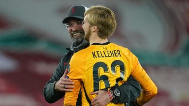 Will Liverpool's Kelleher keep his place?
