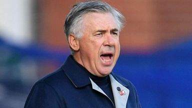 Ancelotti: Formation change caused by emergency