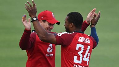 Jordan takes record T20 wicket
