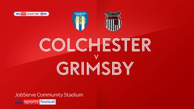 Colchester 2-1 Grimsby