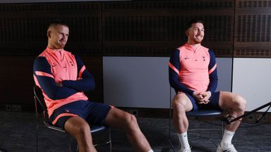 Spurs stars join Rainbow Laces video call with fans