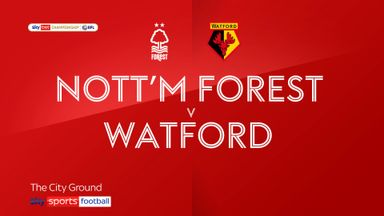 Nottingham Forest 0-0 Watford