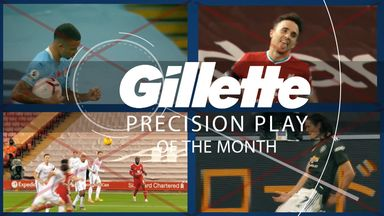 Gillette Precision Play: Best of November