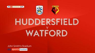 Huddersfield 2-0 Watford
