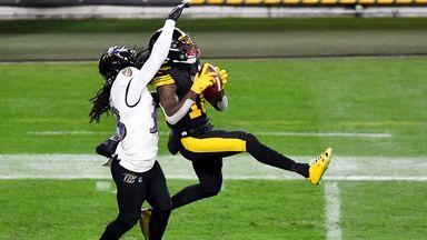Ravens 14-19 Steelers