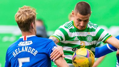 Celtic's Klimala finalising move to MLS