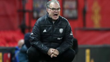 Bielsa: We're ready for Man Utd threat