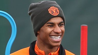Rashford: Public put aside rivalries to support me