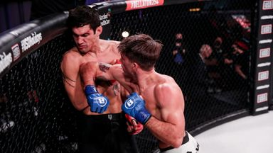 Best finishes from Bellator 254