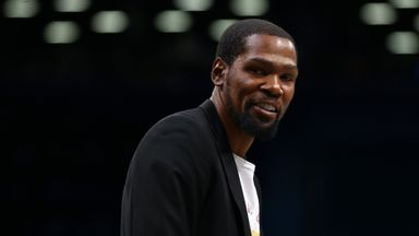 Durant: Looking forward to new energy
