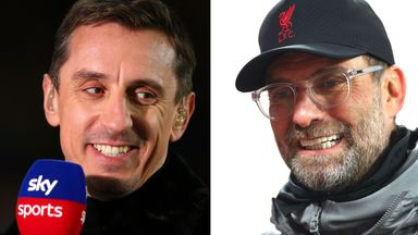Klopp responds to Neville's MNF comments