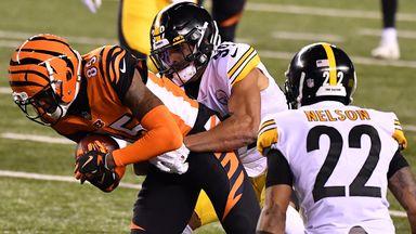 Steelers 17-27 Bengals