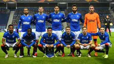 Balogun: Rangers showed their resolve