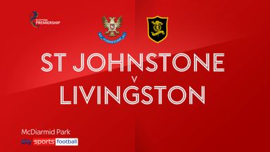 St. Johnstone 0-0 Livingston