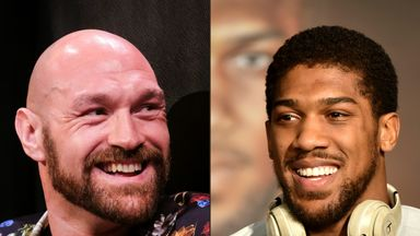 'Fury vs Joshua must happen'