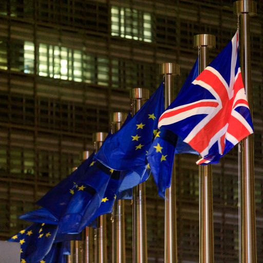 EU offer 'remains unacceptable' as trade talks continue overnight