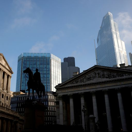Boring Bank in tune with government at the moment - but the harmony won't last