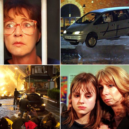 Coronation Street: The biggest shocks and saddest moments as soap turns 60