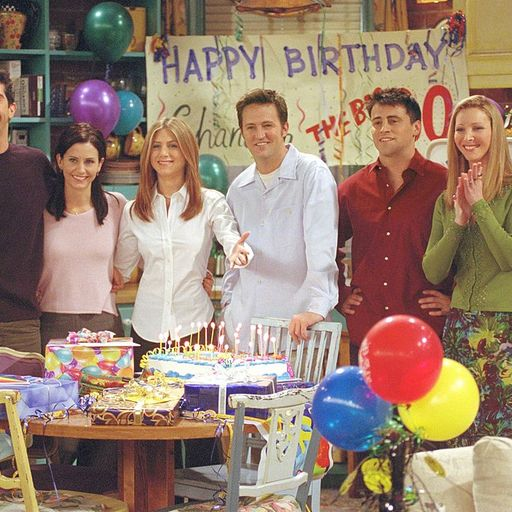 Take the ultimate Friends quiz