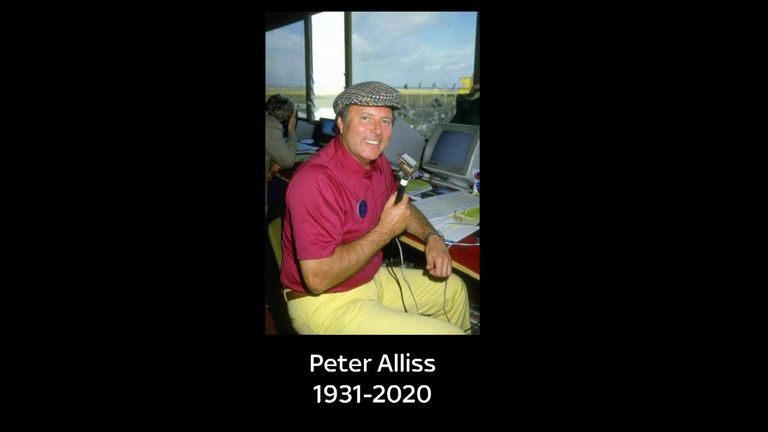Jack Nicklaus, Phil Mickelson and John Cleese among stars to salute Peter Alliss | Golf News