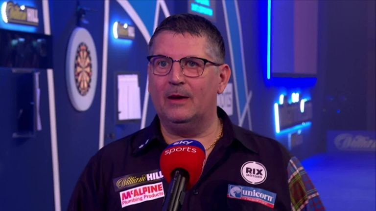 PDC World Darts Championship: Gary Anderson, Daryl Gurney and Stephen Bunting to Quarter-Finals    Darts News